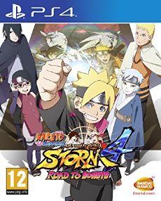 Naruto Shippuden Ultimate Ninja Storm 4 Arabic