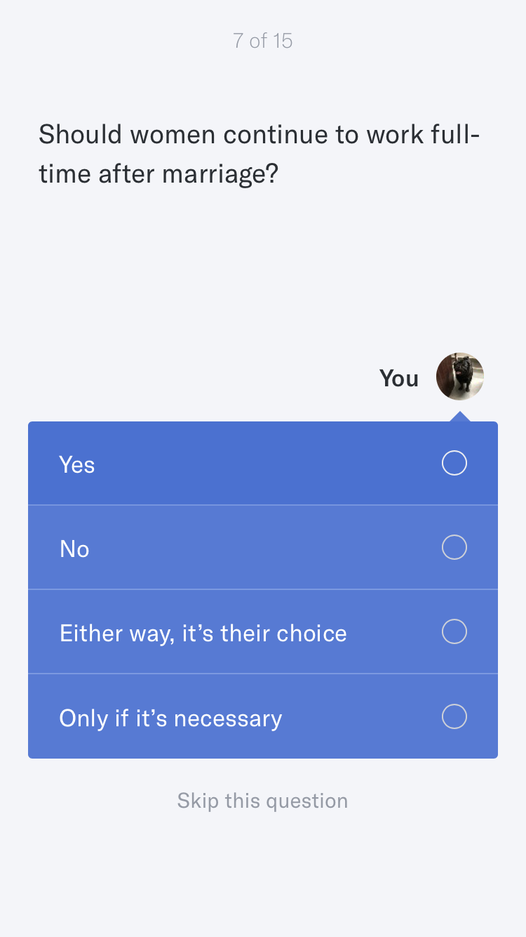 That's perfect, OkCupid | OkCupid App Review | The Shopaholic
