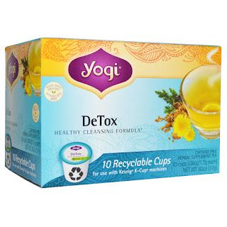 yogidetox tea reviews drug test