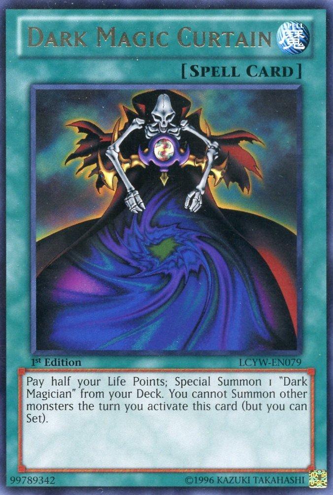 遊戲王: 王者降臨 黑魔術師/黑魔導士牌組