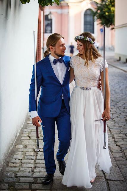 Rustykalna stylizacja ślubna