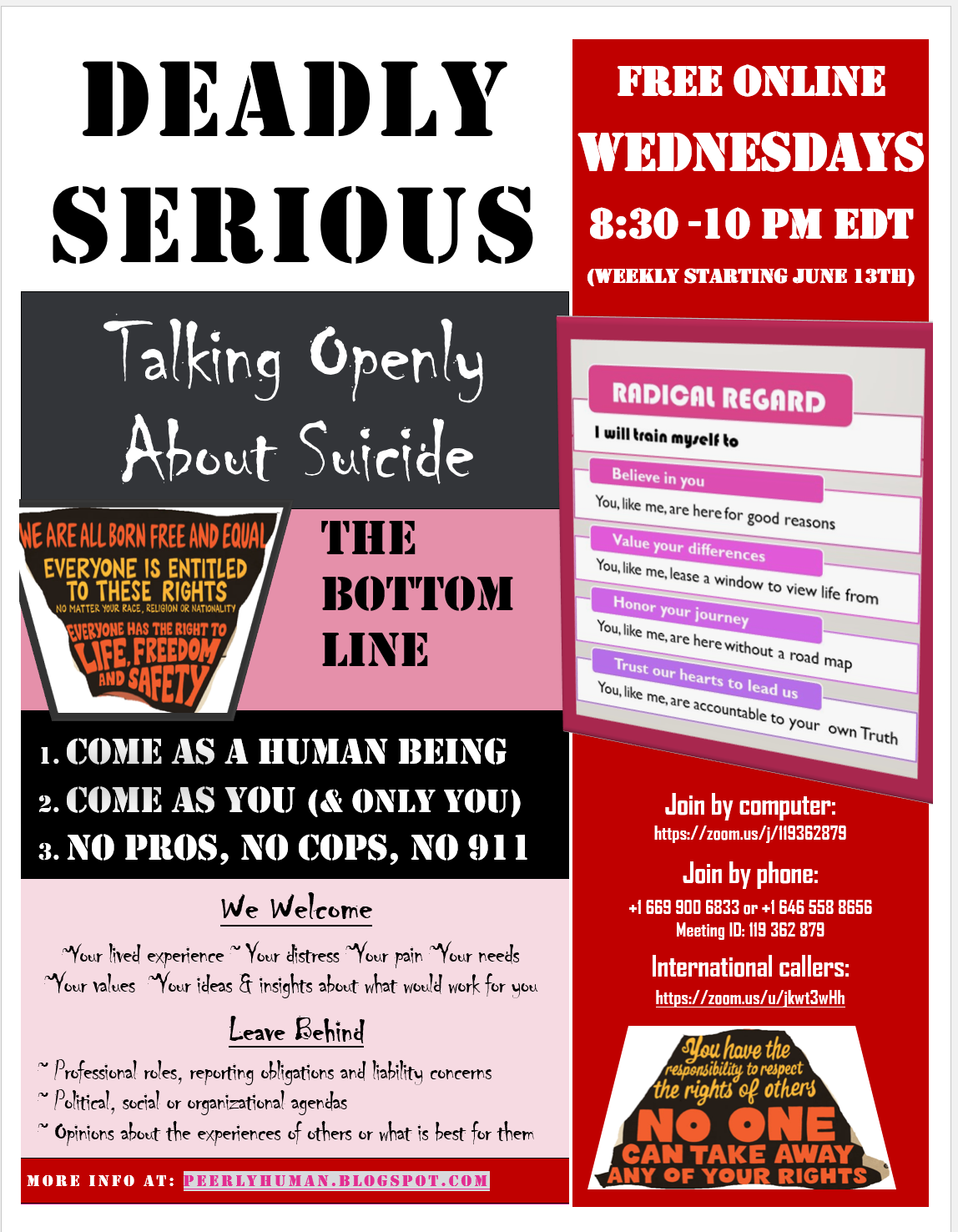 Deadly Serious: Talking Openly About Suicide - Mad In America