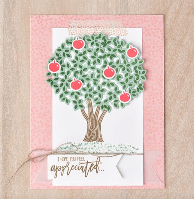 Stampin' Up! Thoughtful Branches exclusive limited-time bundle: stamp set & Beautiful Branches Thinlit dies -- 3 Project Ideas #stampinup #thoughtfulbranches www.juliedavison.com