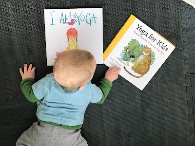 Meditation and Yoga Books for your little one