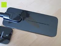 oben: DBPOWER® Oberfl chenlichtquelle, Dimmbar, Augenschutz, LED-Schreibtischlampe (6W, 800LUX, 3-Level-Dimmer, Flexible Arm, schwarz)