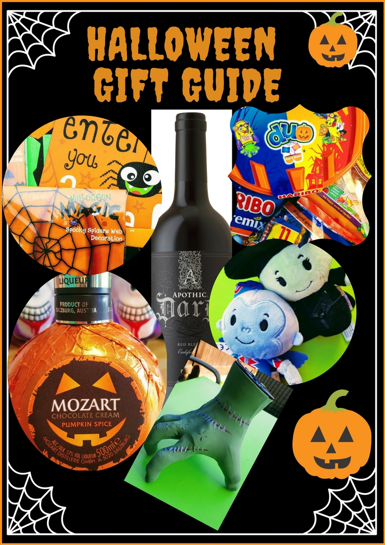 Halloween Gift Guide 2017