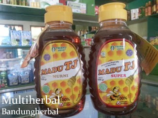 kegunaan madu tj murni