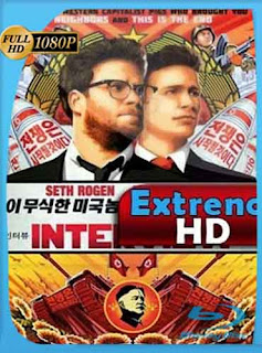 The Interview 2014 HD [1080p] Latino [Mega] dizonHD
