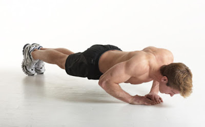 push ups build muscle mass