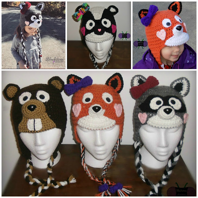 https://www.ravelry.com/patterns/library/woodland-animal-earflap-hats