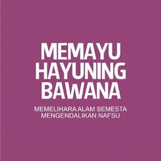 Ken Filosofi Hidup Orang Jawa