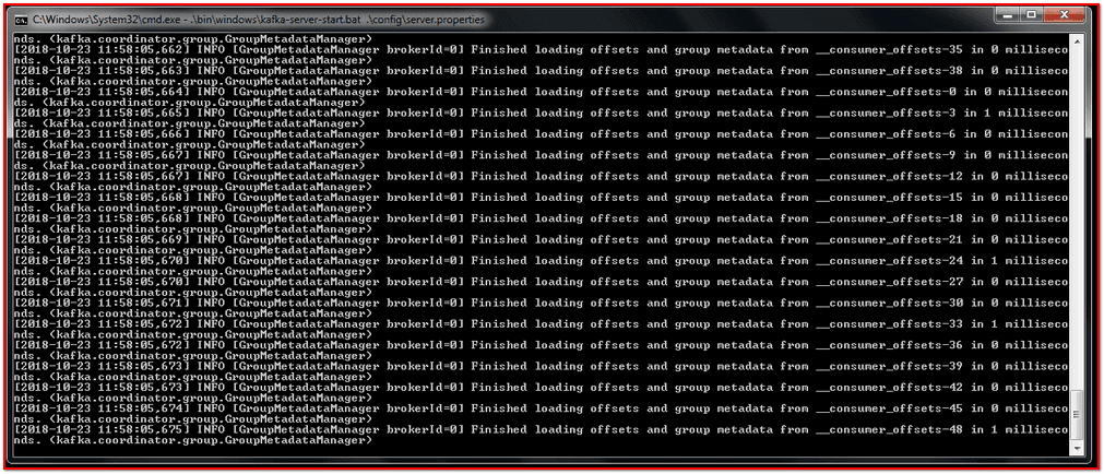 Apache Kafka Server