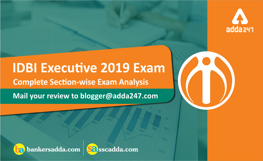 IDBI-Executive-Exam-Analysis-Review-2019-16th-May