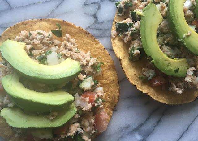 FullSizeRender - Simple Salmon Ceviche Tostadas