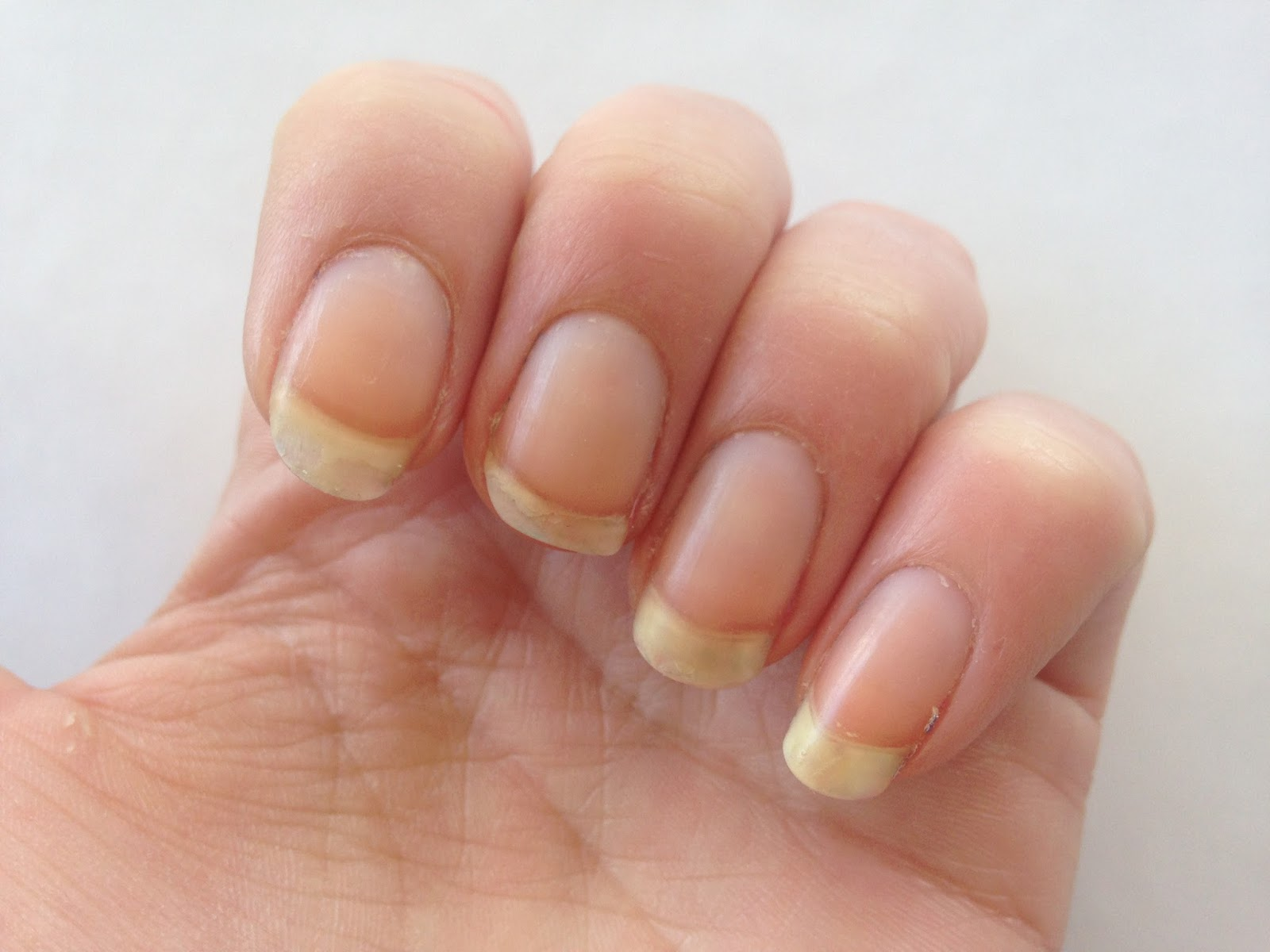 Blondie\'s Nails: Cuticle Oil & Nail Growth