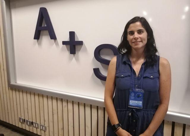 Académica Fernanda Calvo