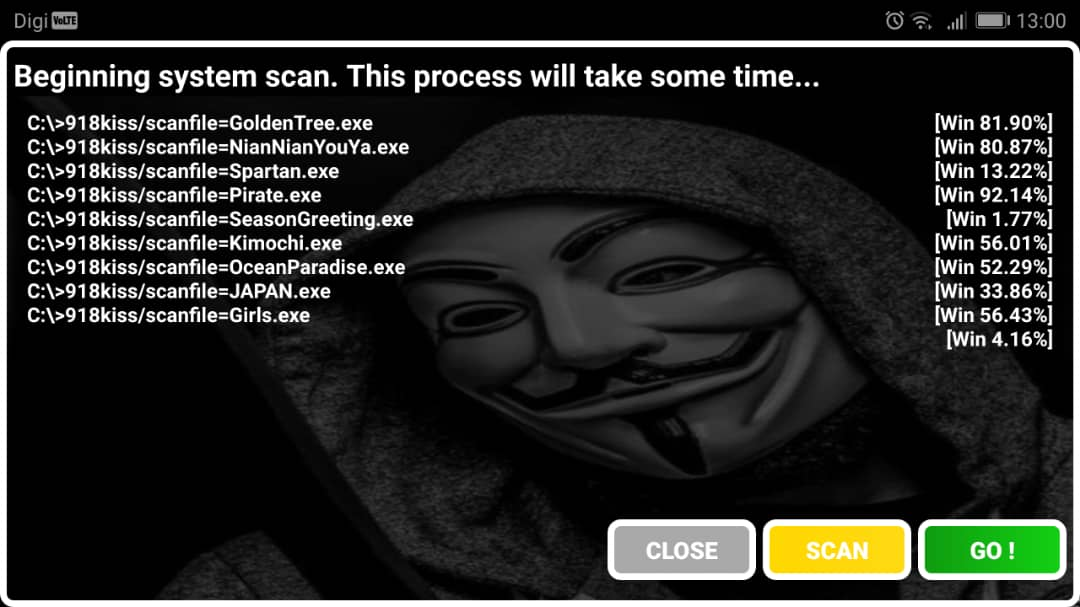 Talk Matter: 918Kiss Scam Scanner