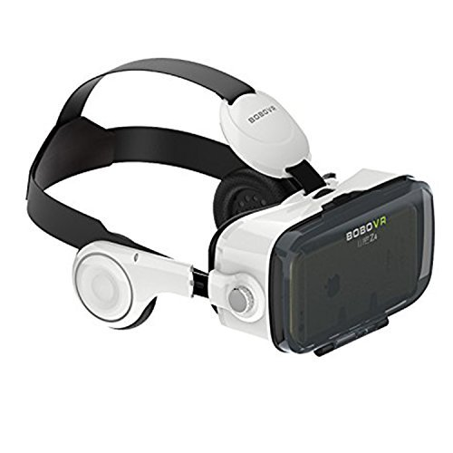 7e38f40075f Product Name   Morjava BoBo VR Z4 3D VR GLASS Head Mount Virtual Reality 3d  Video Glasses for 4~6`` Android iOS Smartphones 3d Movies Google Cardboard