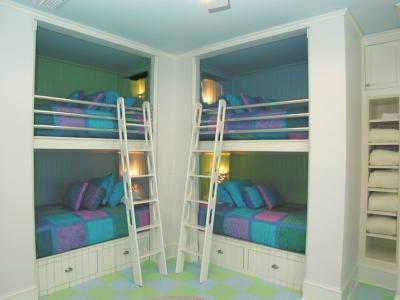 Dormitorios para 4 for Alquiler de habitaciones para 3 personas