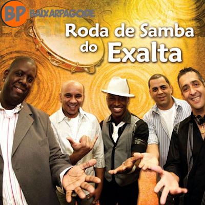 cd completo roda de samba do exalta