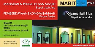 Manajemen Pengelolaan Masjid