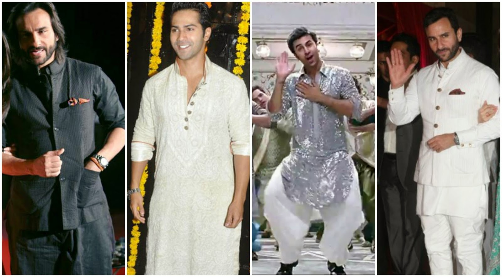 Bollywood style in pathani suits, eid mens pathani  2014, eid mens collection