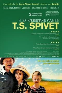 descargar El Extraordinario Viaje de T.S. Spivet, El Extraordinario Viaje de T.S. Spivet español