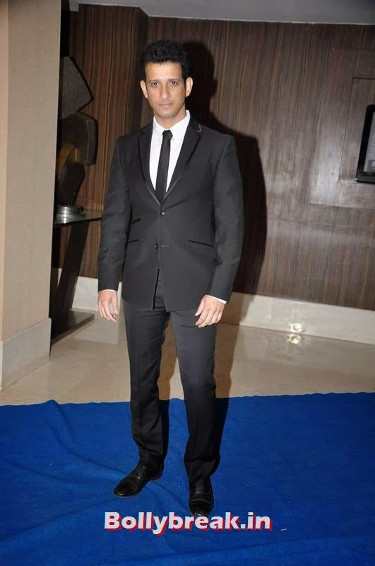 Sharman Joshi, Sophie, Manjari at Toshi Sabri's Wedding Pics