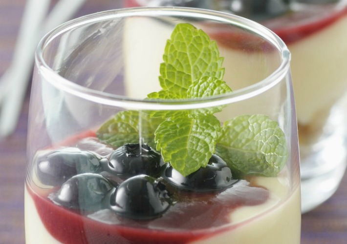 receta con uvas