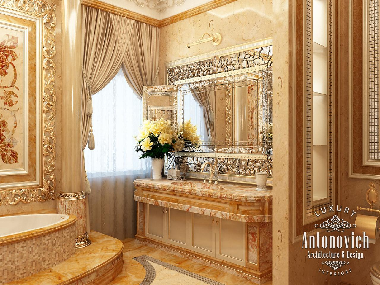 Luxury antonovich design uae bathroom design dubai antonovich design Bathroom design jobs dubai