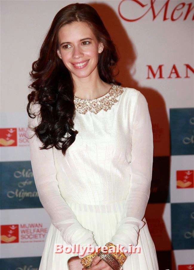 Kalki Koechlin, Top Bollywood Celebs at Men For Mijwan Charity Fashion Show