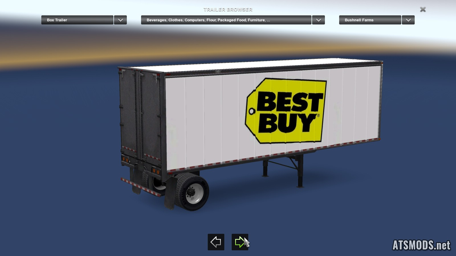 Box Trailers by jack2015