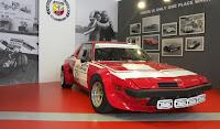 Fiat Abarth X1/9, 1977