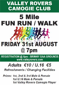 http://corkrunning.blogspot.com/2018/08/noticevalley-rovers-camogie-club-5-mile.html