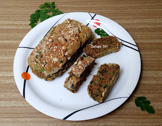 drumstick leaves bread