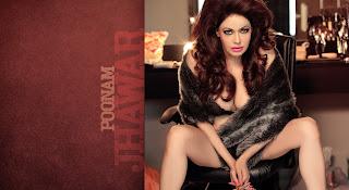 Poonam Jhawar Exposing Big Boobs