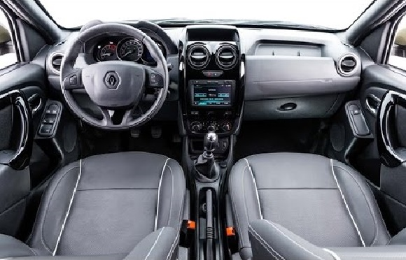 Novo Renault Duster Oroch 2016