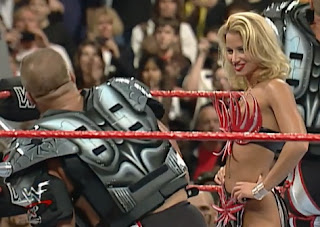 WWE / WWF - Wrestlemania 14 Review  -  Sunny revealed a new look for herself and The Legion of Doom