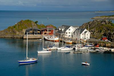 Qué ver en Noruega - El norte de Noruega