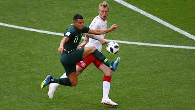 Δανία - Αυστραλία 1-1