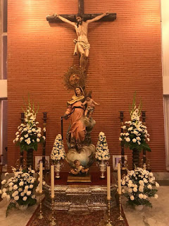 Procesión de Consolación y Sagrada Correa este Sábado en Granada: Horarios e Itinerarios