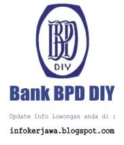 Lowongan Kerja Bank BPD DIY Yogyakarta