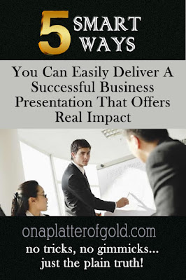 business presentation skills and techniques