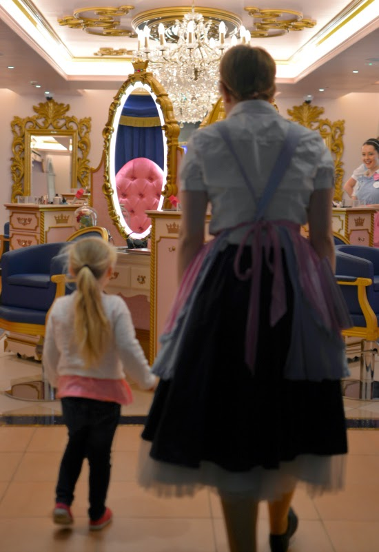 Disney Bibbidi Bobbidi Boutique Harrods