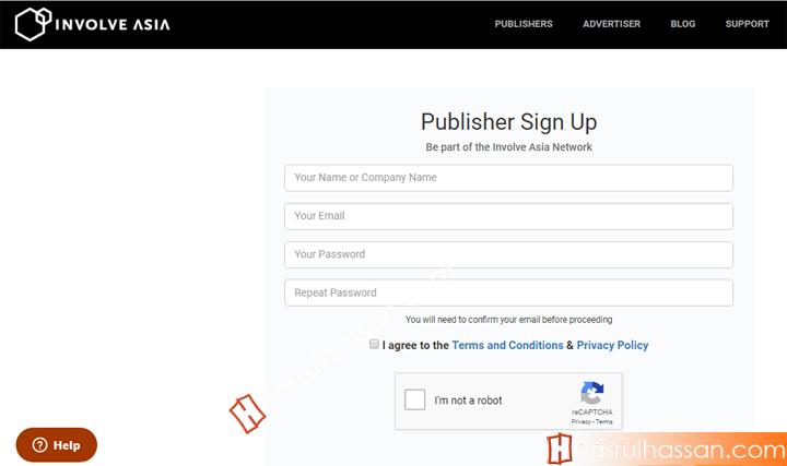 Cara buat duit online menerusi program percuma Involve Asia