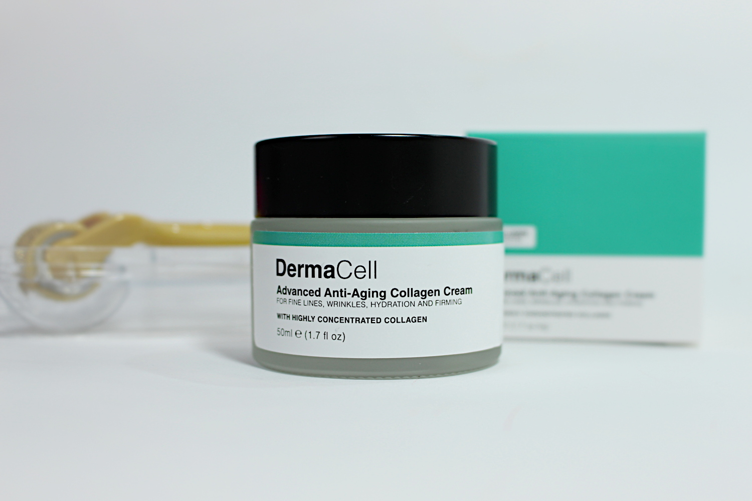 DermaCell Collagen Cream moisturizer review blogger