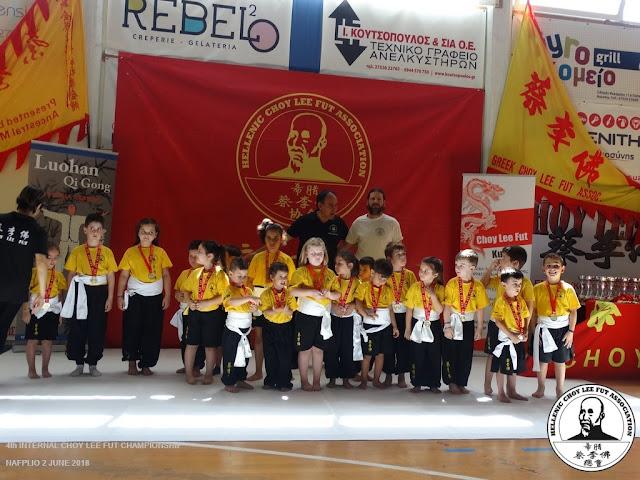 Με επιτυχία το 4ο Πρωτάθλημα του συστήματος Choy Lee Fut