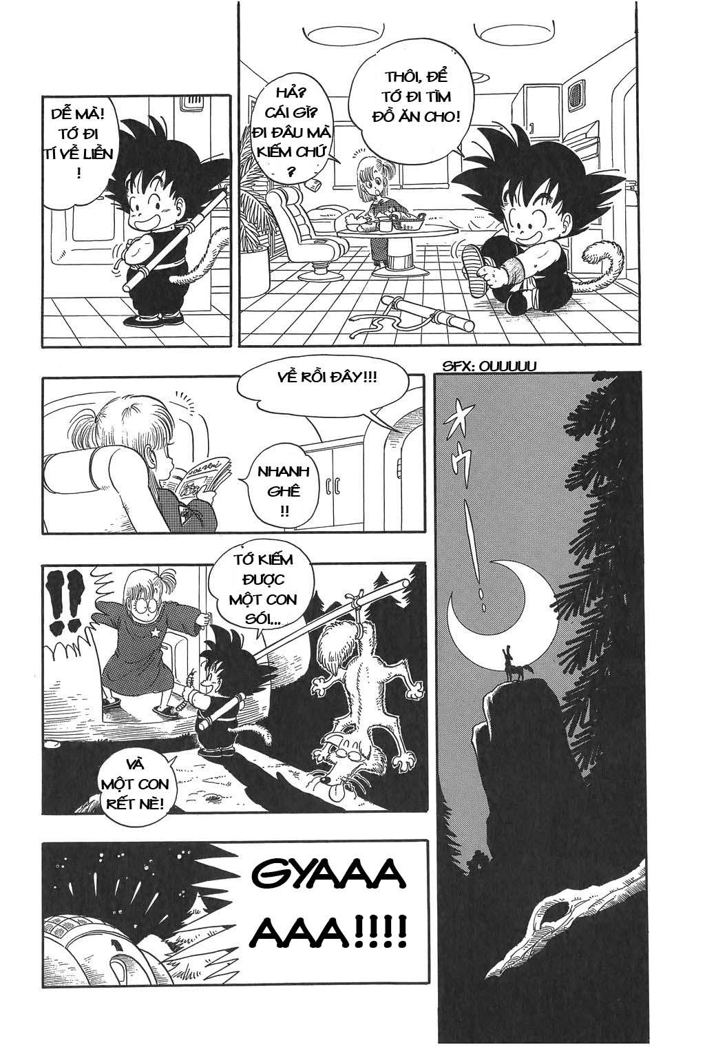 Dragon Ball chap 2 trang 10