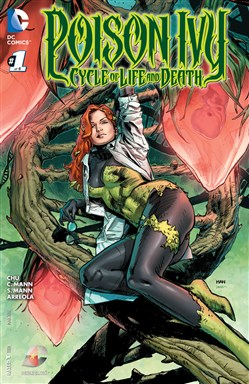 Poison Ivy - Cycle of Life and Death