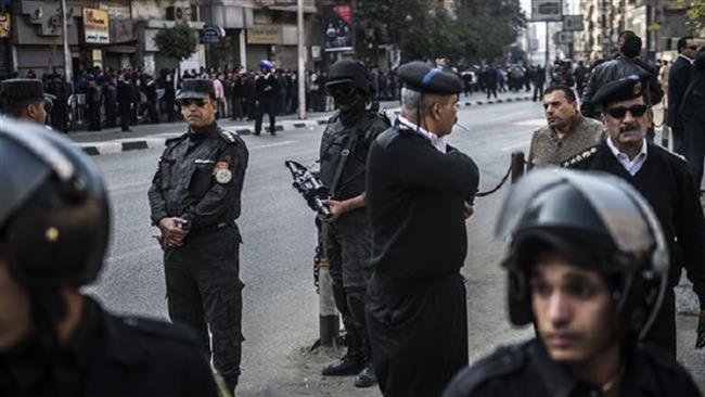 35 Egyptian police, troops killed in clashes with militants
